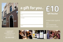 DWS £10 Gift Vouchers