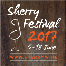 sherry logo wood 2017